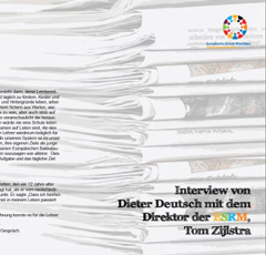 FNP Interview mit Tom Zijlstra